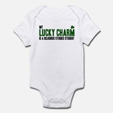 Religious Studies Student luc Infant Bodysuit