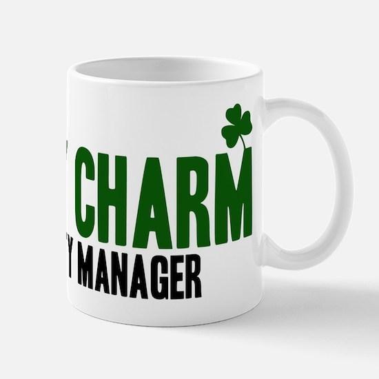 Property Manager lucky charm Mug