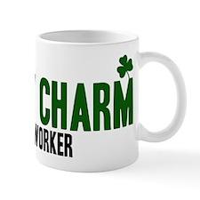 Social Worker lucky charm Mug