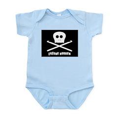 Future Hooker Infant Creeper