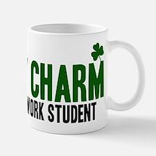 Social Work Student lucky cha Mug