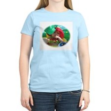 Ariel the Mermaid Women's Pink T-Shirt