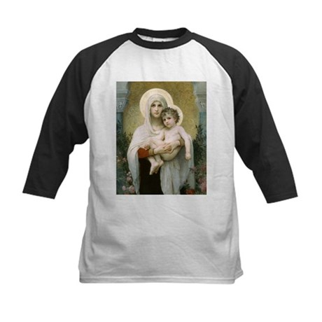 Madonna of the Roses Kids Baseball Jersey