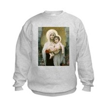 Madonna of the Roses Sweatshirt