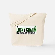 Pharmacy Technician lucky cha Tote Bag