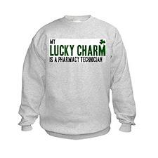 Pharmacy Technician lucky cha Sweatshirt