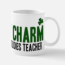 Peace Studies Teacher lucky c Mug