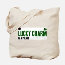 Pirate lucky charm Tote Bag