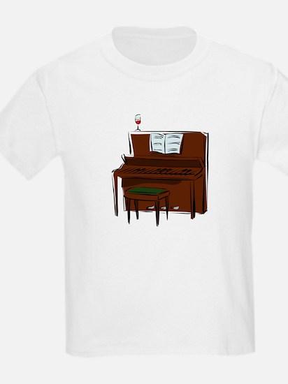 PIANO (7) T-Shirt