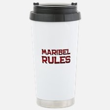 maribel rules Travel Mug