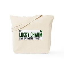 Optometry Student lucky charm Tote Bag