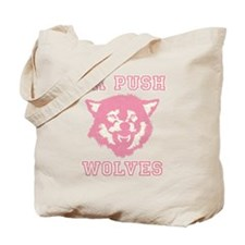 La Push Wolves Tote Bag