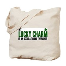 Occupational Therapist lucky Tote Bag