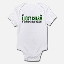 Occupational Therapist lucky Infant Bodysuit