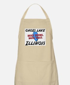 gages lake illinois - been there, done that BBQ Ap