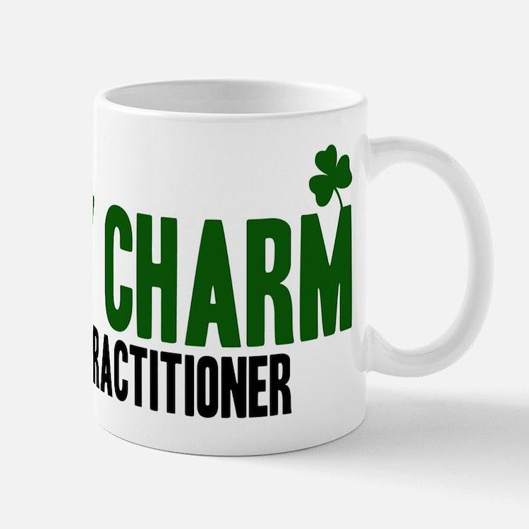 Nurse Practitioner lucky char Mug