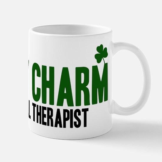 Physical Therapist lucky char Mug