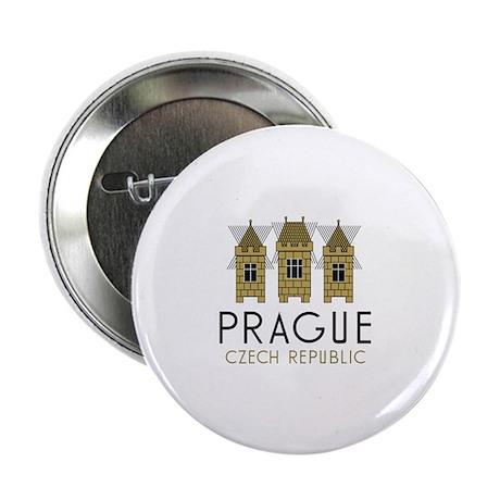 """Prague 2.25"""" Button (10 pack)"""