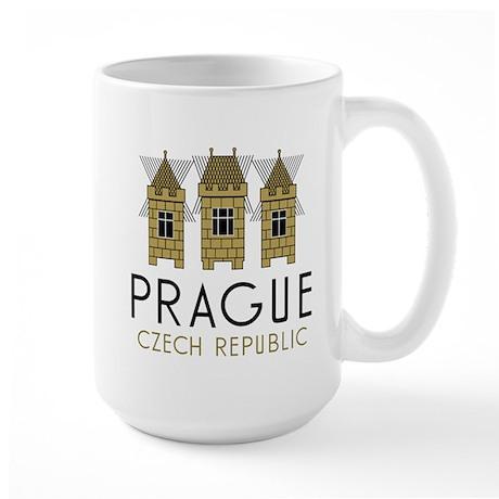 Prague Large Mug