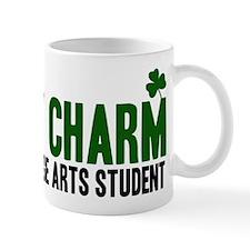 Language Arts Student lucky c Mug