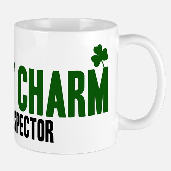 Home Inspector lucky charm Mug