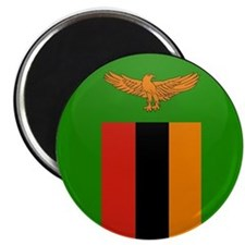 Zambia Magnet