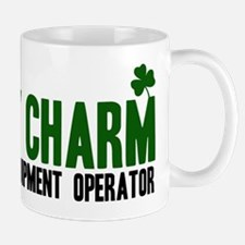 Heavy Equipment Operator luc Mug