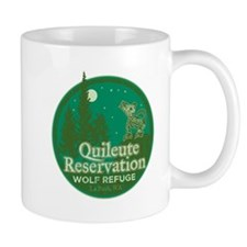 Quileute Wolf Refuge Mug