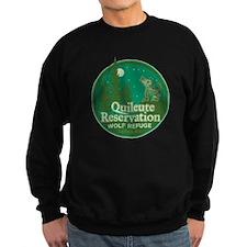 Quileute Wolf Refuge Sweatshirt