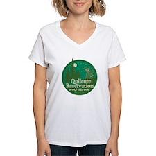 Quileute Wolf Refuge Shirt