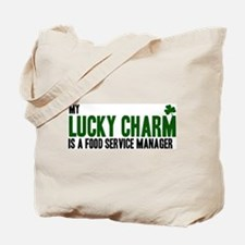 Food Service Manager lucky ch Tote Bag
