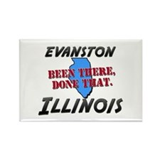 evanston illinois - been there, done that Rectangl