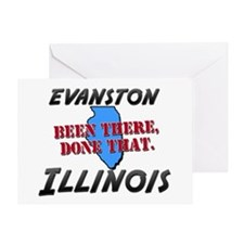 evanston illinois - been there, done that Greeting