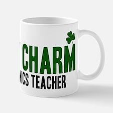 Economics Teacher lucky charm Mug
