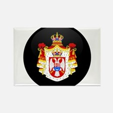 Coat of Arms of Yugoslavia Rectangle Magnet