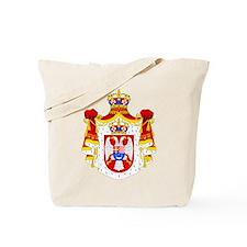 Yugoslavia Coat of Arms Tote Bag