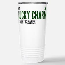 Dry Cleaner lucky charm Stainless Steel Travel Mug