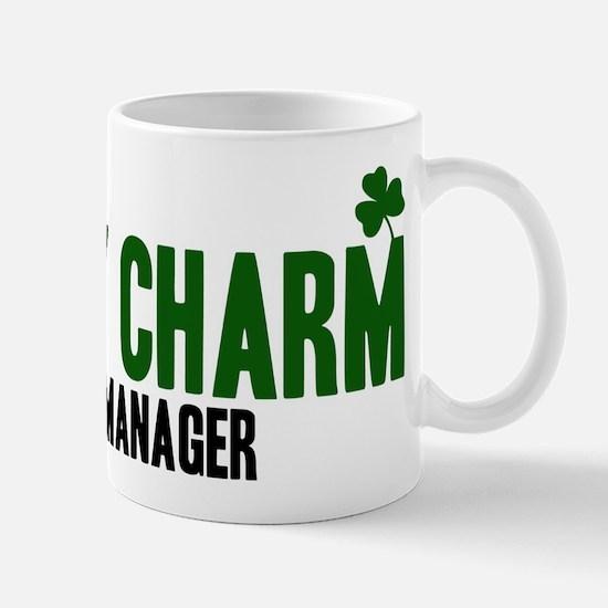 Credit Manager lucky charm Mug