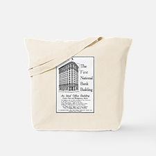SanFran 1st Nat'l Bank Tote Bag