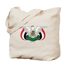 yemen Coat of Arms Tote Bag