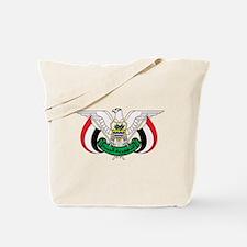 yemen Coat of Arms Tote Bag