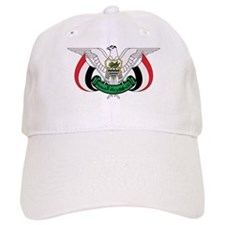 yemen Coat of Arms Cap