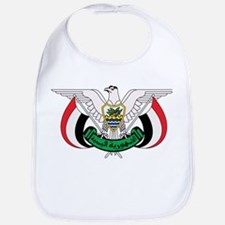 yemen Coat of Arms Bib