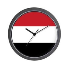 Yemeni Wall Clock