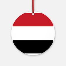 Yemeni Ornament (Round)