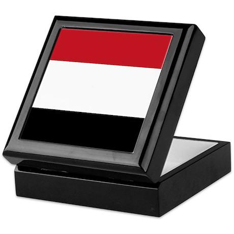 Yemeni Keepsake Box
