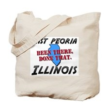 east peoria illinois - been there, done that Tote