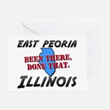 east peoria illinois - been there, done that Greet