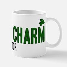 Copy Editor lucky charm Mug