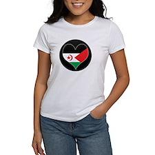 I love Western Sahara Flag Tee